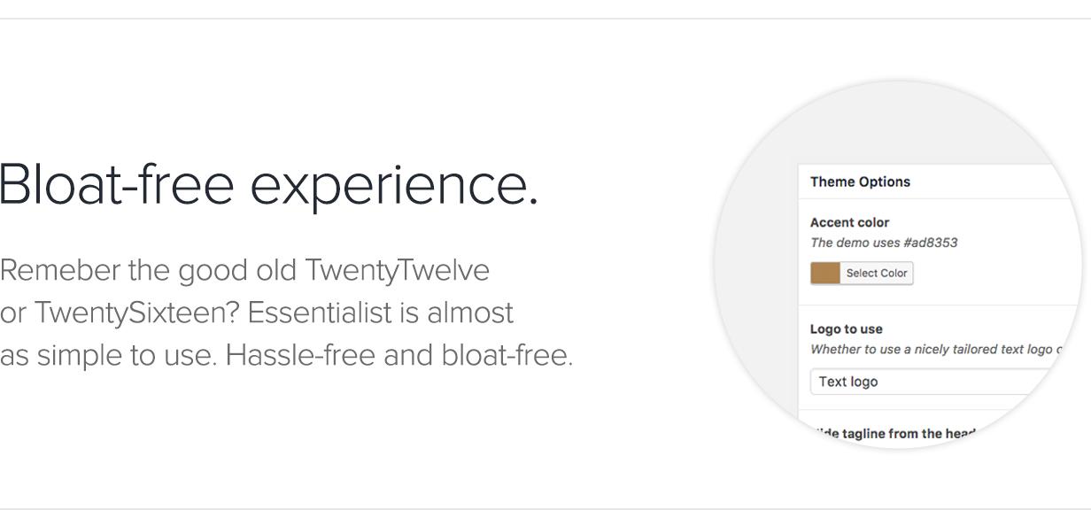 Essentialist — A Narrative WordPress Blog Theme - 3