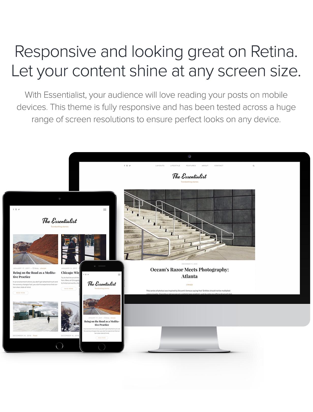 Essentialist — A Narrative WordPress Blog Theme - 4